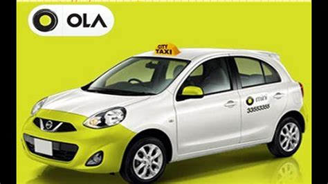 What Is Ola Cab How To Use Ola Cab