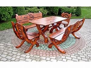 Gartenmöbel Set 5 Teilig Aluminium : gartenm bel aus holz ~ Bigdaddyawards.com Haus und Dekorationen