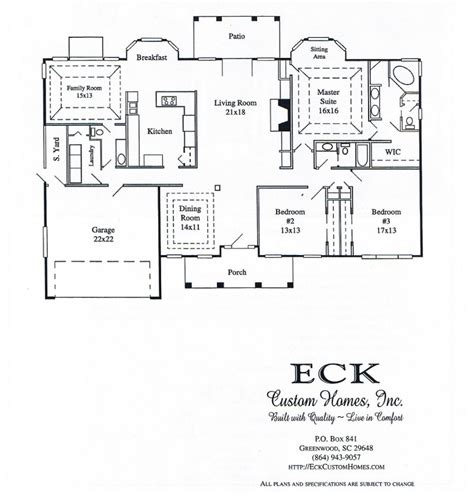 walk in closet floor plans eck custom homes inc greenwood s c