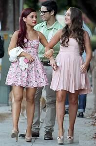 Ariana Grande and Alexa(: such a cute pair of besties ...