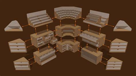 hz modular worskhop system magnets hobby desk hobby