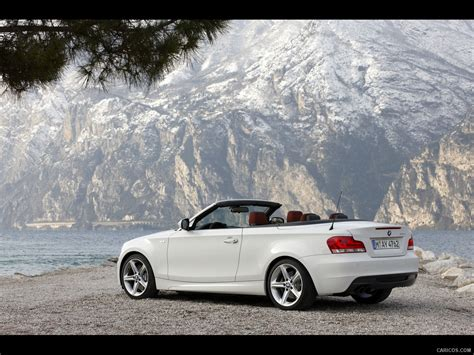 2018 Bmw 1 Series Convertible Side Wallpaper 2