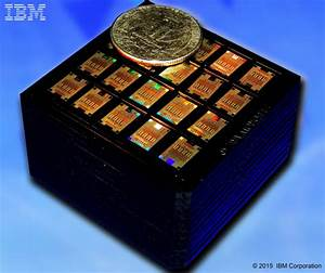 IBM demos first fully integrated monolithic silicon ...