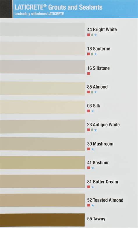 laticrete permacolor select kit  kg bag  powder color  lt water  video tile grout