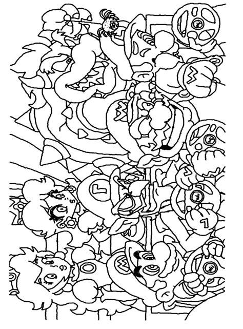 Bowser Kleurplaaten by Kleurplaat Bowser Websites Mushroomkingdomnl Mario Kleurplaten