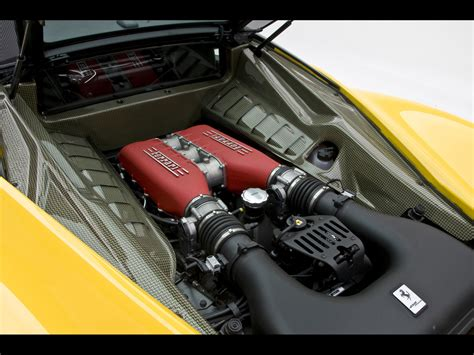 458 Italia Engine by 2011 Dmc 458 Italia Engine Compartment