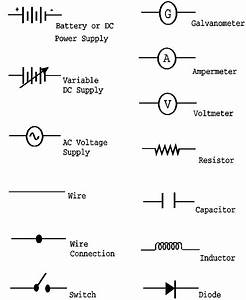 Electronic Circuit Diagram Symbols  U2013 Ireleast  U2013 Readingrat Net