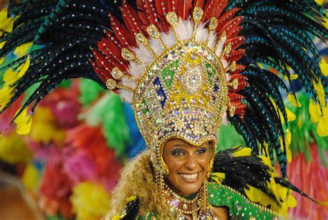 Rio Carnival (rio De Janeiro, March 2019