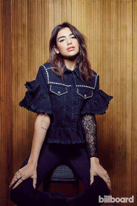 Dua Lipa - Photographed for Billboard Magazine (2017)