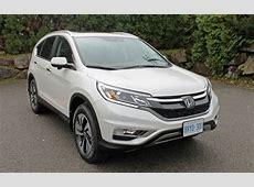2016 Honda CRV SUV Towing Capacity Cnynewcarscom
