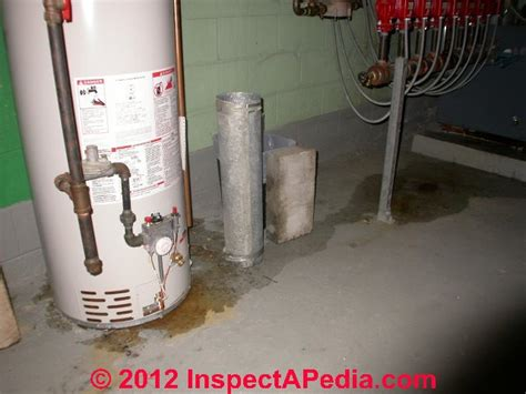 Guide To Gasfired Hot Water Heaters Inspection