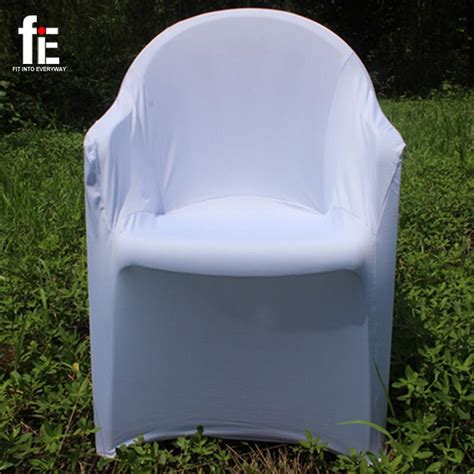 Polyester Spandex Lycra Arm Chair  Ee  Cover Ee   Plastic Beach