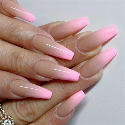popular negative space nail arts
