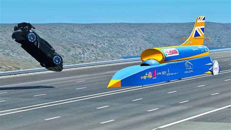 Bugatti black devil vgt vs devel sixteen drag race 20 km. Bugatti Black Devil VGT vs SSC Bloodhound -Drag Race 20 KM - YouTube