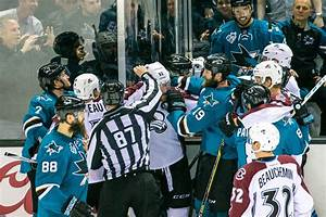 Avalanche lose fifth straight, fall 3-2 to Sharks in OT ...