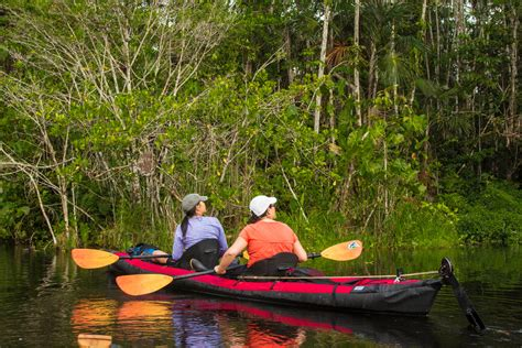 Amazon Kayaking Tours Lodge Based Kayak Trips