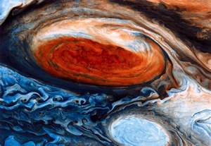 Giant Red Spot Jupiter - Pics about space