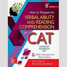 Cat Books 15 Best Books For Cat Exam Preparation 2019 Insideiim
