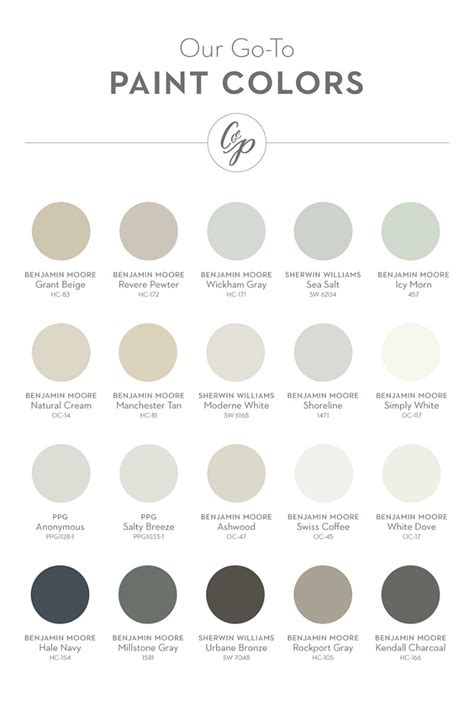 benjamin interior paint colors images