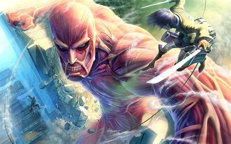 attack  titan wallpapers image humanitys strongest