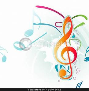 Colorful Music Notes Clipart | Clipart Panda - Free ...