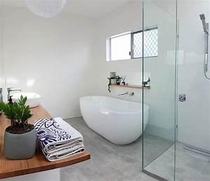 Carrelage Tendance 2018 : tendances 2019 salle de bain ~ Melissatoandfro.com Idées de Décoration