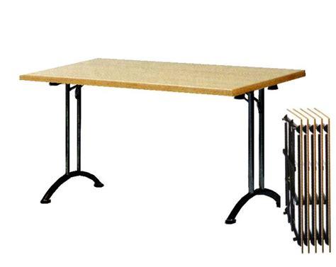 table de reunion pliante tables pliantes l 140 70 mobilier de bureau discount burostock