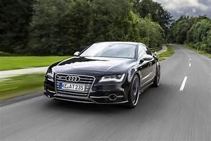 Audi S7 Sportback : abt sportsline tuned audi s7 sportback with over 510 horsepower ~ Medecine-chirurgie-esthetiques.com Avis de Voitures
