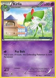 Kirlia -- Plasma Storm Pokemon Card Review ...