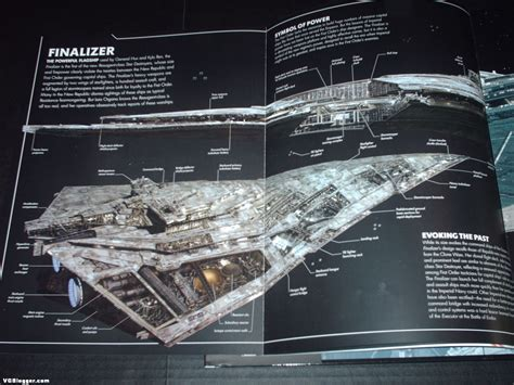 Book Review: Star Wars: The Force Awakens Visual Dictionary and Incredible Cross Sections