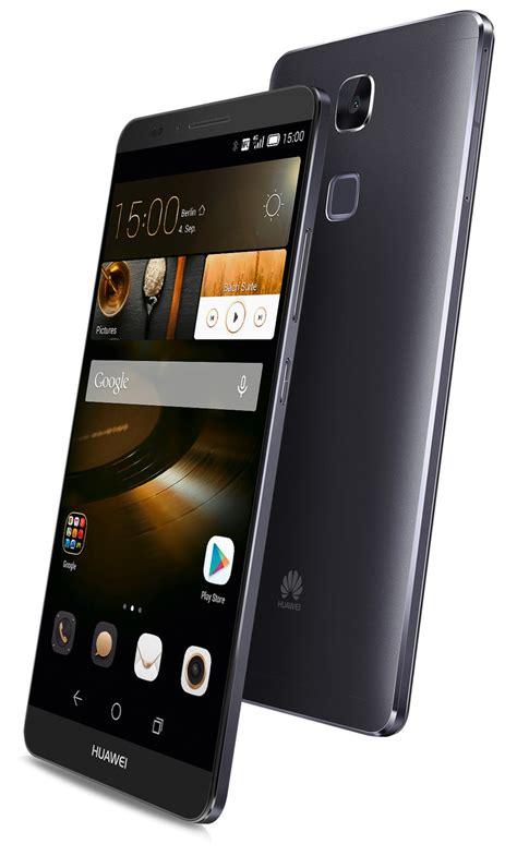 huawei ascend mate  phablet review notebookchecknet