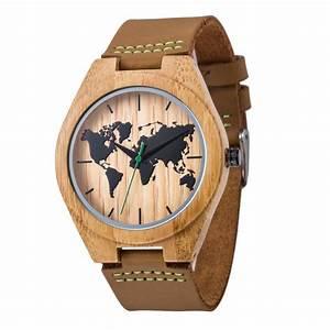 Armbanduhr Mit Weltkarte : die besten 25 holz armbanduhr ideen auf pinterest wanduhren modern wanduhr k che und ~ Orissabook.com Haus und Dekorationen