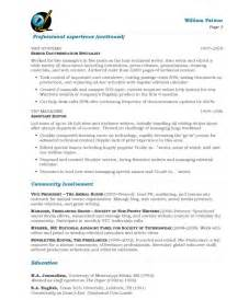 free resume editor writer editor page2 media communications resume sles free resume sles