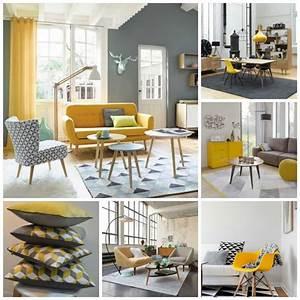 Deco scandinave et couleurs for Idee deco cuisine avec magasin mobilier scandinave