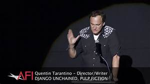 Quentin Tarantino introduces the Bruce Dern tribute reel ...