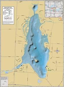 Nagawicka Lake Fold Map