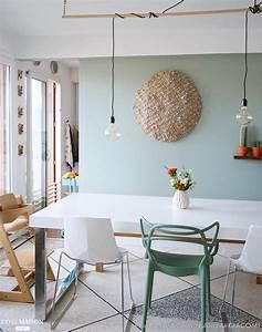 Peinture Vert De Gris : ma nouvelle salle manger en vert de gris juliana de ~ Melissatoandfro.com Idées de Décoration