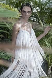 couture wedding dress collection uk designer persy bridal With fringe wedding dress