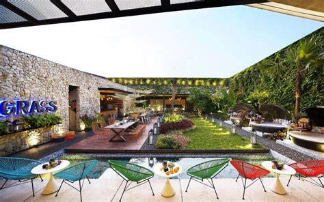 office table decoration ideas lemongrass restaurant has a modern tropical architecture