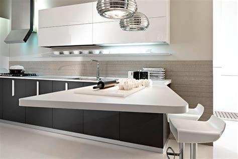cocina moderna con barra americana imágenes y fotos