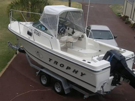 Bayliner Boats For Sale Perth by New Trophy 22 Boat Fishing Fishwrecked Fishing