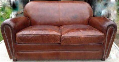 canape cuir vieilli vintage salon cuir chaios com
