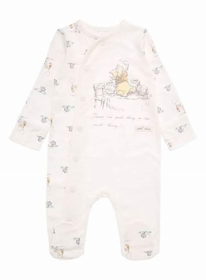 Pooh Winnie Unisex Disney Sleepsuit Clothes Stuff