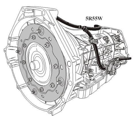 5r55 Solenoid Block Wiring Diagram by 5r55s Transmission