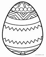 Egg Coloring Pages Ukrainian Easter Printable Eggs Getcolorings sketch template