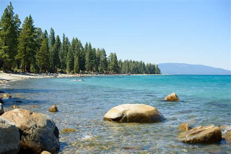 Four days in this spot about ten miles out of tahoe city. Hill Country Housewife: Sugar Pine Point State Park ...
