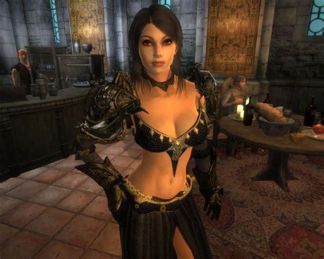 Oblivion-The Elder Scrolls Nude Mod Installation Simulator-Retro-view | Dad Gaming