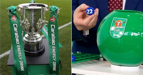 2019/20 Carabao Cup third round draw in full | GiveMeSport