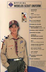 Uniform Guide  U00ab Cub Scout Pack 55