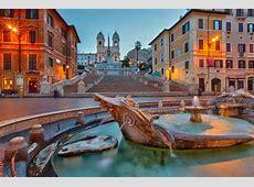 Rome Spanish Steps apartments